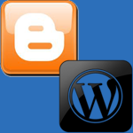 blogger y wordpress